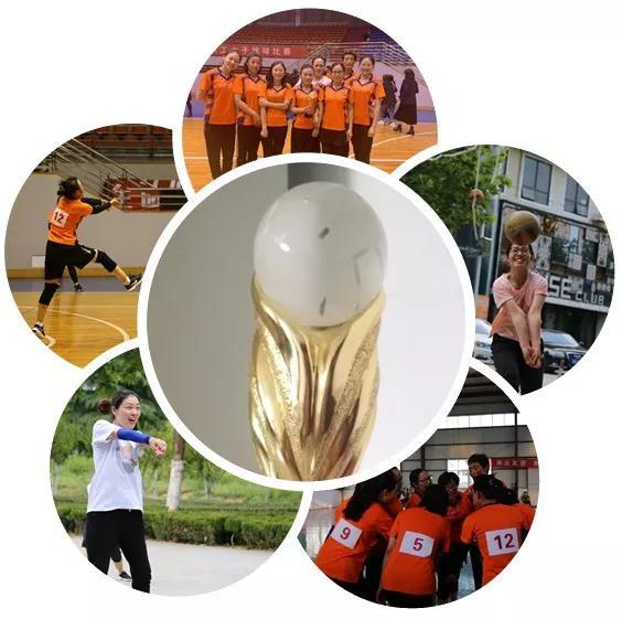 公司女排参加永煤集团职工女子排球比赛获佳绩